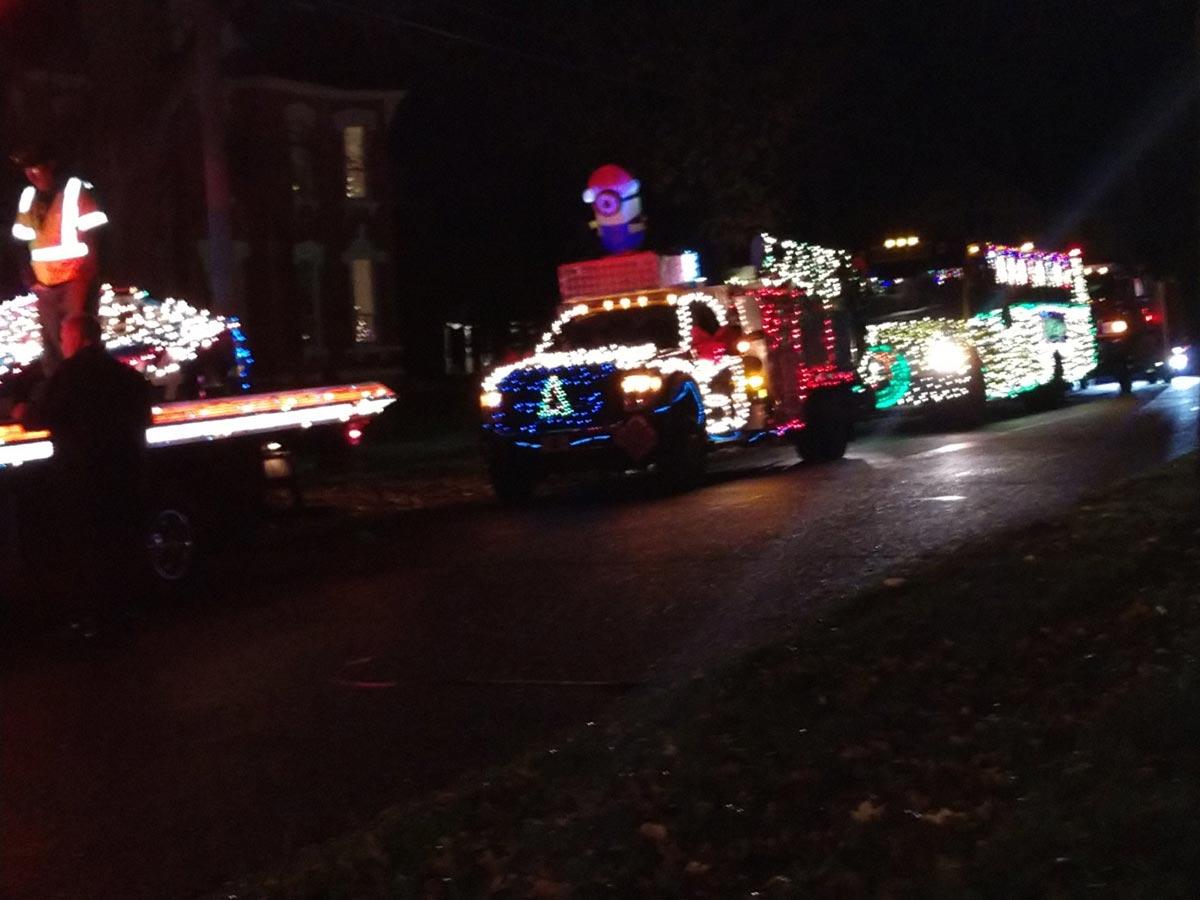Charlotte Lighted Holiday Parade